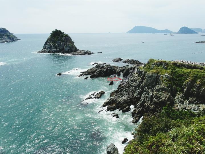 Busan-五六岛-海景