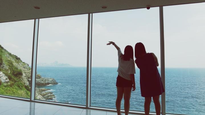 Busan-五六岛-游客中心